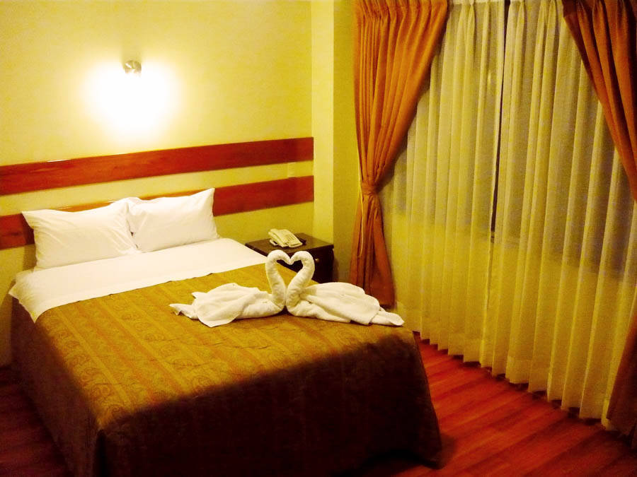 Matrimonial Room | Los Andens Inn